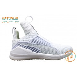کفش پوما ریحانا rihana کتونی سفید ست مردانه زنانه