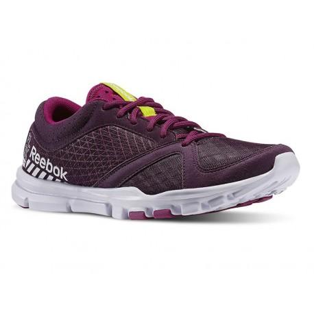 Reebok YOURFLEX TRAIN ریباک کفش دخترونه بنفش
