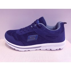 کفش ورزشی اسکیچرز آبی سورمه ای Skechers