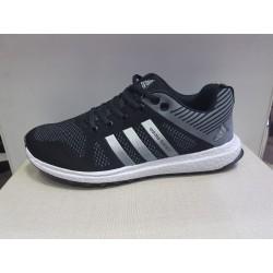 کفش ورزشی آدیداس مشکی adidas flyknit2